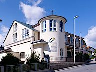Winzerhalle, Johannisberg