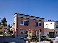 Wohnanlage mit Doppelhäusern, Wiesbaden